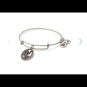 "Alex and Ani ""Aunt"" charm bracelet"